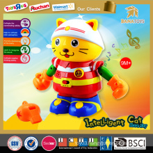 Big promotion! 2015 newest upgrade musical baby toy dancing cat