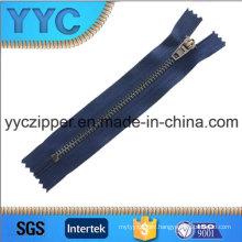 # 4 Shining Gun Metal Zipper Close End Zipper