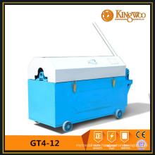 Petite machine à dresser les barres d'acier 4-12 mm