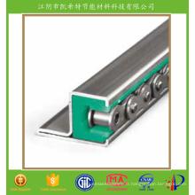 Le rail de guide de chaîne en nylon meilleur que UHMWPE