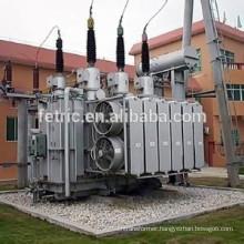Oil immersed type 66kV 110kV 80mva transformer