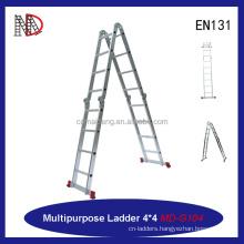 Aluminum Multipurpose Ladder 4x4
