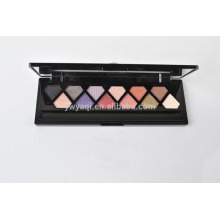 12 Color Diamond Shape Makeup Eyeshadow Palette with Eyeshadow MSDS Certificates