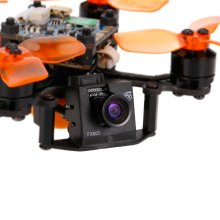 RC Drone Brushless Racer Com 600TVL camera OSD