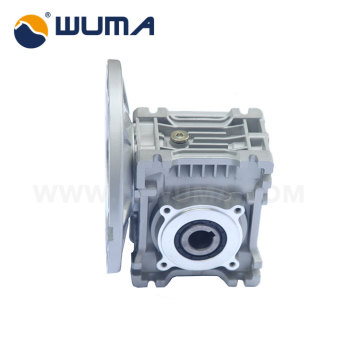 De motores RV25 até motores RV185 e redução da caixa de engrenagens