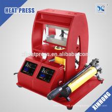 Máquina hidráulica manual de la prensa de la extracción del aceite de la tecnología de la resina de 10 toneladas
