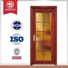 good quality wood door walnut color doors wood glass door design