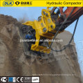 500kg hydraulic plate compactor for 15ton VOLVO excavator