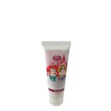 tubes d'emballage de crème pour les mains emballage d'extension de cheveux tubes souples