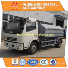 DONGFENG LHD/RHD 4x2 6M3 trash collecting truck 120hp cheap price hot sale
