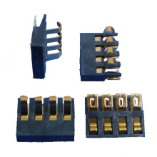 2,0 mm pitch 4P batterijconnector