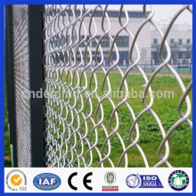 DM profissional quente mergulhado galvanizado Chain Link Fence com alta qualidade