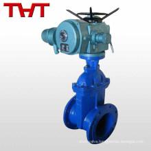 Electric v dc water pressure relief solenoid stem gate valve