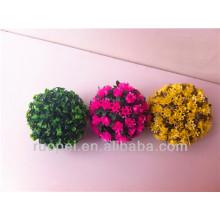 Декоративные искусственные цветы мяч для индийские свадебные украшения