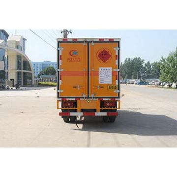 JMC 110HP Professional Blasting Equipment Transporter
