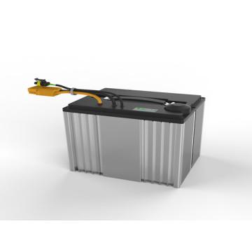 Bateria de lítio 12V150AH com 5.000 ciclos de vida