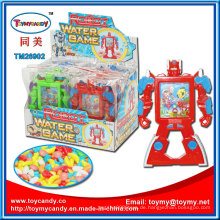 Neues Design-Kind-vorzügliche Roboter-Wasser-Spiel-Spielzeug mit Süßigkeit