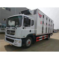 Dongfeng Box Frigorífico Truck 5Tons Pigs Transport