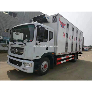 Dongfeng Box Refrigerator Truck 5Tons Babi Transport