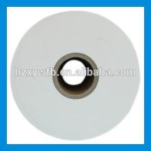 Traverser le tissu non-tissé imprimé de pulpe de bois de viscose de Spunlace / de Spunlace parallèle