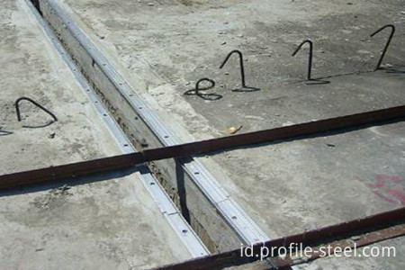 Aluminum Expansion Joint
