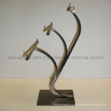 Металлический стенд для ювелирных изделий / выставочная стойка для ювелирных изделий