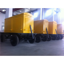 150kVA Anhänger Generator Angetrieben durch Cummins Maschine