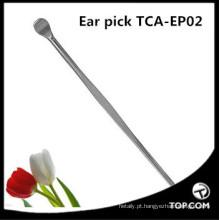 alta qualidade de aço inoxidável venda quente ouvido mais limpo / limpador de ouvido beleza