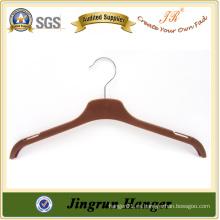 Colgante de T-shirt de color marrón color