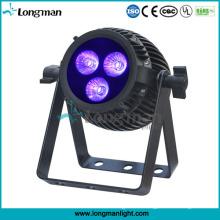 32 Bit Linear Dimmen Mini Rgbaw UV LED PAR Licht
