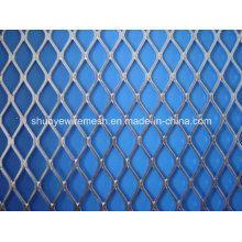 Malha de metal de diamante para filtro
