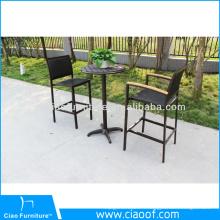 Nouvel ensemble de meubles de bar haut de gamme de style européen