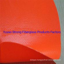 PVC Coated Fiber Glass Cloth