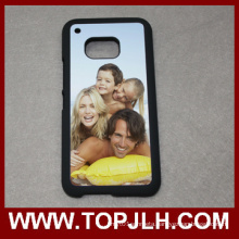 Topjlh Oil Spray 2D Sublimation Plastic Case for HTC One M9