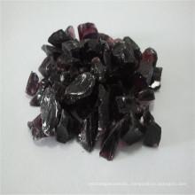 3-6mm Purple Broken/Crushed Glass, Glass Sand for Quartz Stone