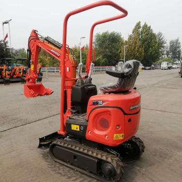 XN10-8 Mini Excavator easy  maintenance