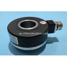 Rotary Encoder för TKE Traction Machine EC100RP38-L5TR-4096