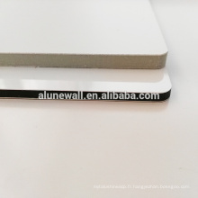 Panneau composite ignifuge en aluminium de 3mm / 4mm / 6mm