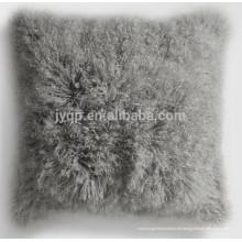 hübscher tibet Schafe Haut Stoff Kissenbezug
