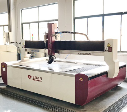 Dynamic 5axis Waterjet Machine