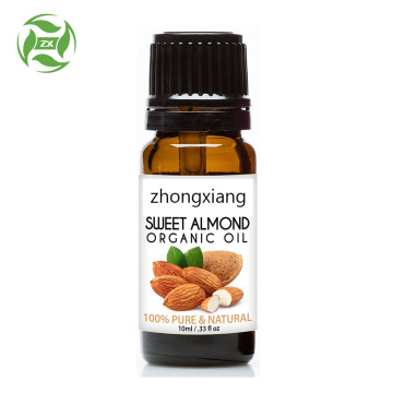 Cold pressed food grade Sweet almond oil bulk