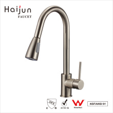 Haijun Mordern ISO 9001: 2008 Single Handle Saving Water Brass Faucet de banheiro