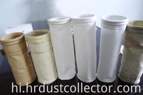 Fiberglass cloth bags for heat-resistant steel wire rope