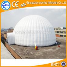 Tienda inflable inflable de la bóveda de la bóveda, edificios inflables de la bóveda, precio inflable de la bóveda