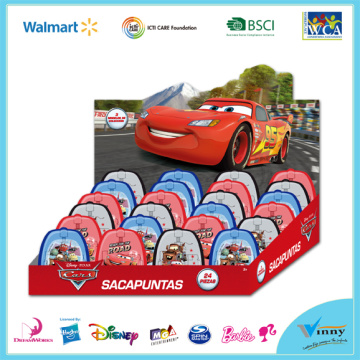 Disney Cars 3 hole Sharpener