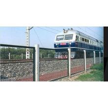 Eisenbahnzaun
