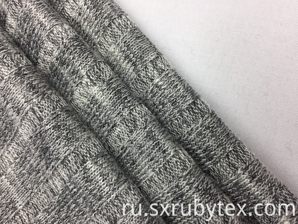 Rib Solid Fabric