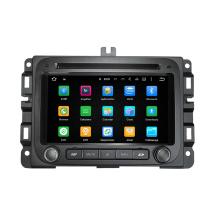 Sz Hualingan Hl-8511 Car DVD Player com câmera de inversão para Dodge RAM 1500 (2014--) Jeep Renegade (2015--)