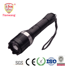 All Metal Electric Shock Torch Lamp Tazer