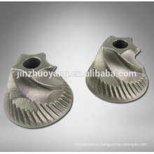 High precision lost wax customized stainless steel investment casting